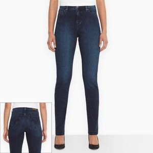 Levi's 512 Perfectly Slimming Skinny Leg Jeans 10